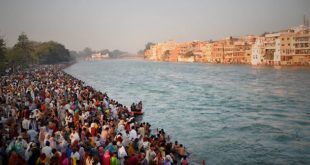 The Kumbh Mela