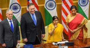 India-U.S 2+2