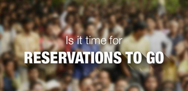 Caste Based reservation