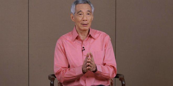 Singapore PM on coronavirus