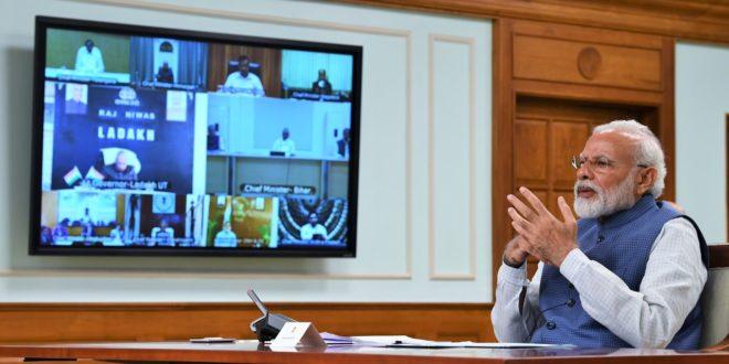 Prime Minister Narendra Modi on COVID-19