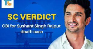 CBI For Sushant Singh Rajput